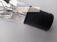 Натриевая зеркальная лампа ДНаЗ / Reflux 100-2/G мощность 100 Вт с цоколем PGX 22