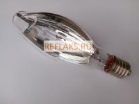 Натриевая зеркальная лампа ДНаЗ / Reflux 100-2 мощность 100 Вт