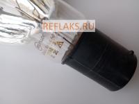 Натриевая зеркальная лампа ДНаЗ Reflux Ag 100-2/G мощность 100 Вт с цоколем PGX22