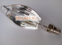 Натриевая зеркальная лампа ДнаЗ / Reflux Ag 600W / 400V мощность 600 Вт 400 В