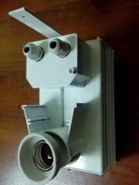 Тепличный светильник ЖСП 64-400-001Р ЭПРА