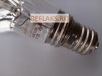 Натриевая зеркальная лампа ДнаЗ / Reflux Ag 600W / 400V мощность 600 Вт 400 В с цоколем Е40