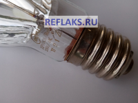 Металлогалогенная зеркальная керамическая лампа ДРИКЗ / Reflux 250/4К мощность 250 Вт с цоколем Е40