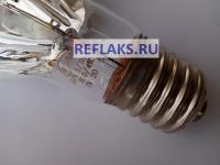 Металлогалогенная зеркальная кварцевая лампа ДРИЗ 250/4К мощность 250 Вт с цоколем Е40