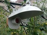 Тепличный светильник ЖСП 50-250-002.У5